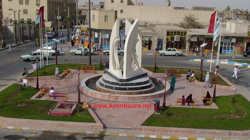 عکس از شهر زابل - سیستان